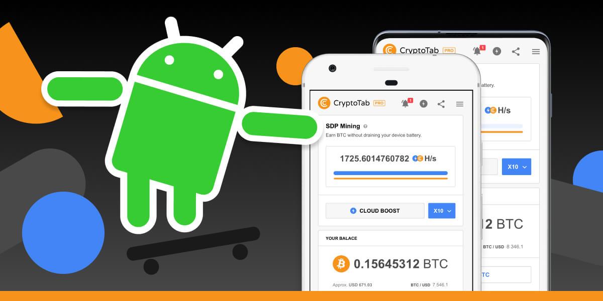 cryptotab mobile