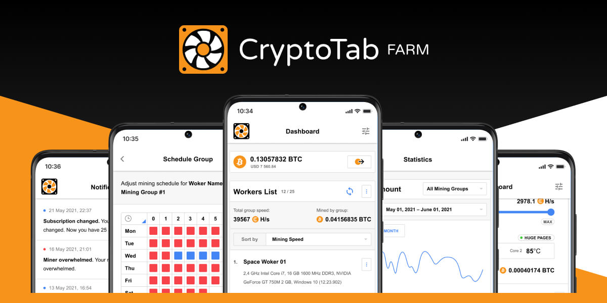 cryptotab farm