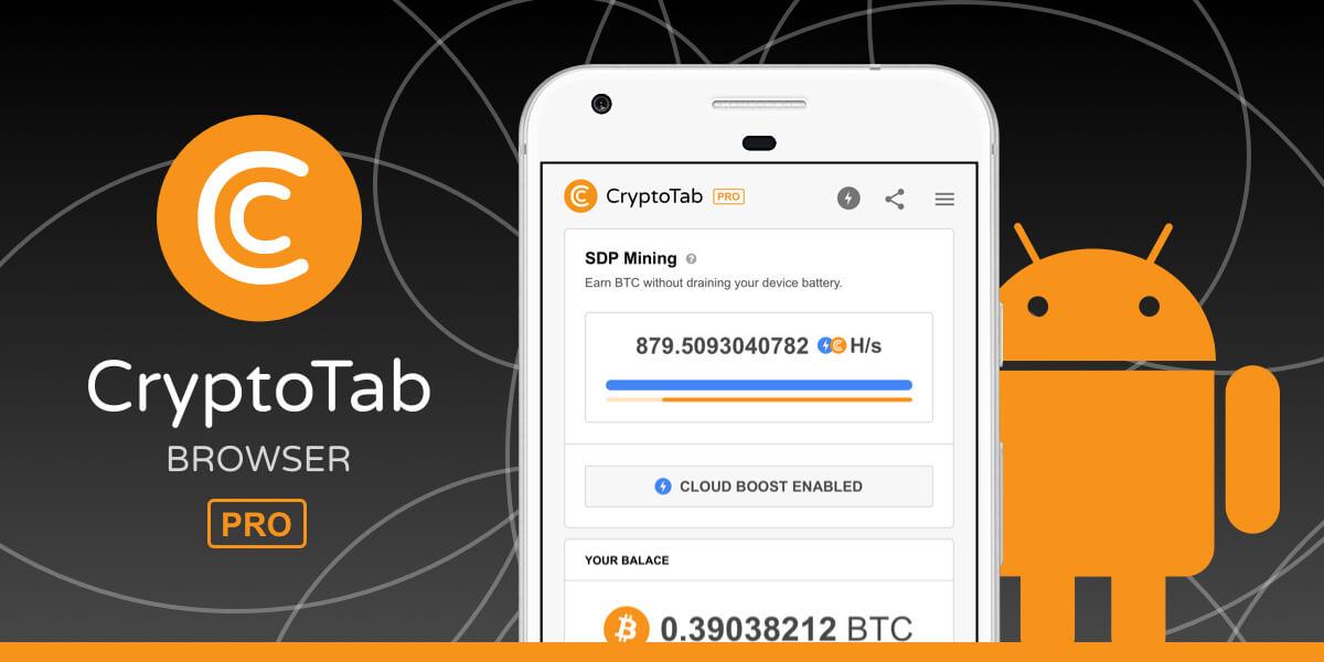 CryptoTab Tarayıcı Pro HIZ Hilesi 2020 Güncel apk